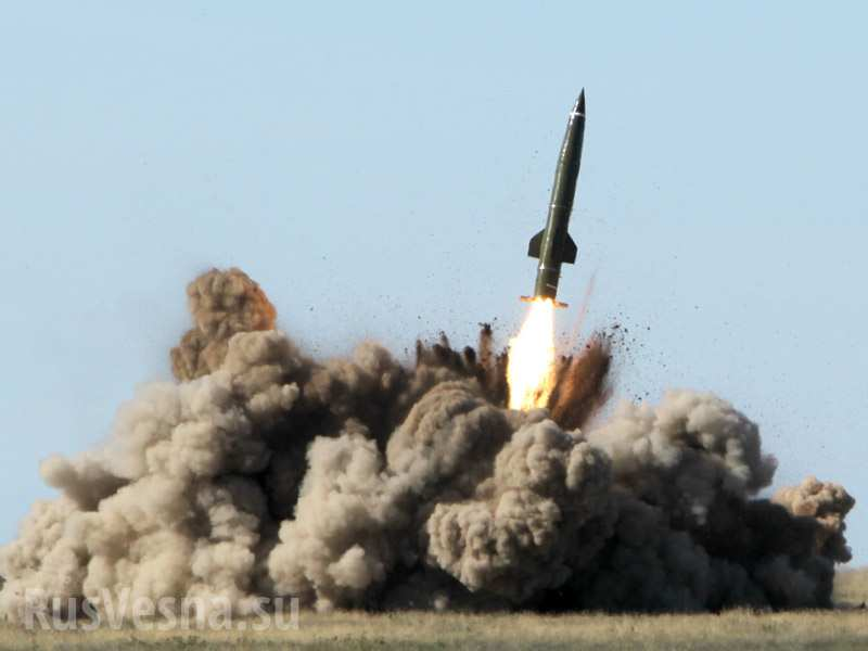 Украинские баллистические ракеты были сбиты российской системой ПРО