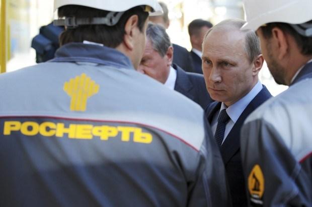 Роснефть обошла санкции запрещающие поставки технологий и оборудования