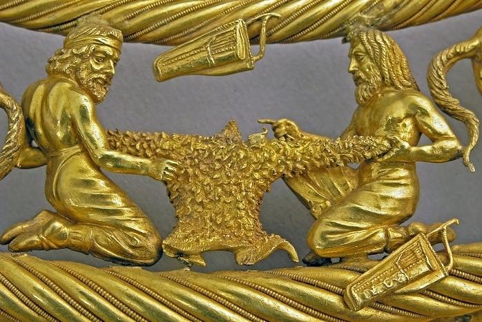 Кому достанется скифское золото Крыма