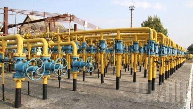 Словакия и Украина начнут тестовую прокачку реверсного газа