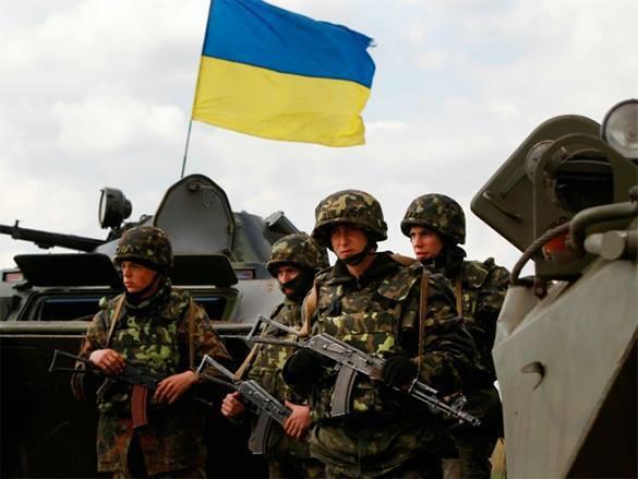 Окруженные под Луганском украинские силовики готовы сдаться
