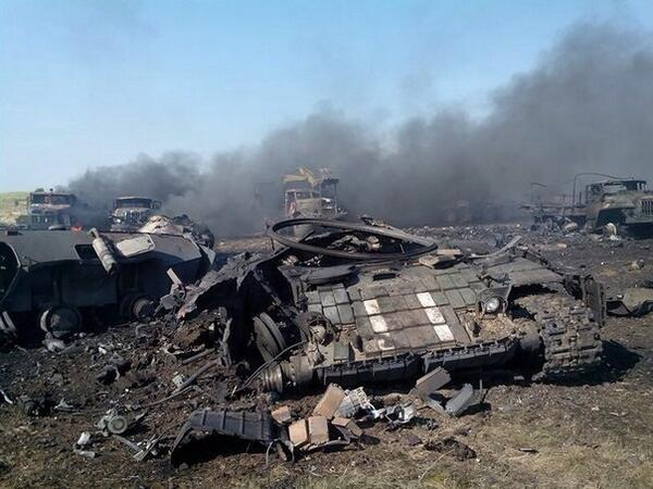 На каких условиях капитулируют бригады украинской армии