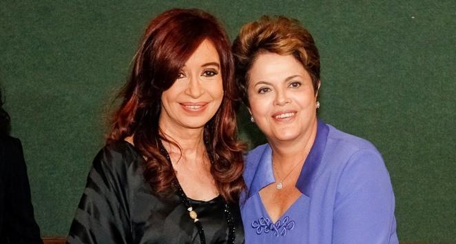 Los Cabos - México, 18/06/2012. Presidenta Dilma Rousseff durante encontro com a presidenta da Argentina, Cristina Kirchner.  Foto: Roberto Stuckert Filho/PR.