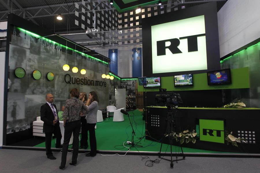 Америке не дают покоя лавры Russia Today