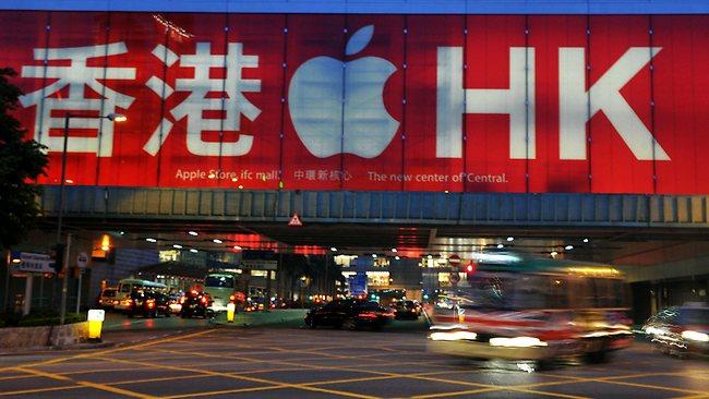 Страдания иностранных компаний начинаются с гигантских штрафов