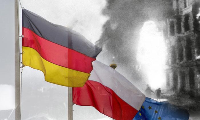 Германия готовится переиграть Вторую мировую?