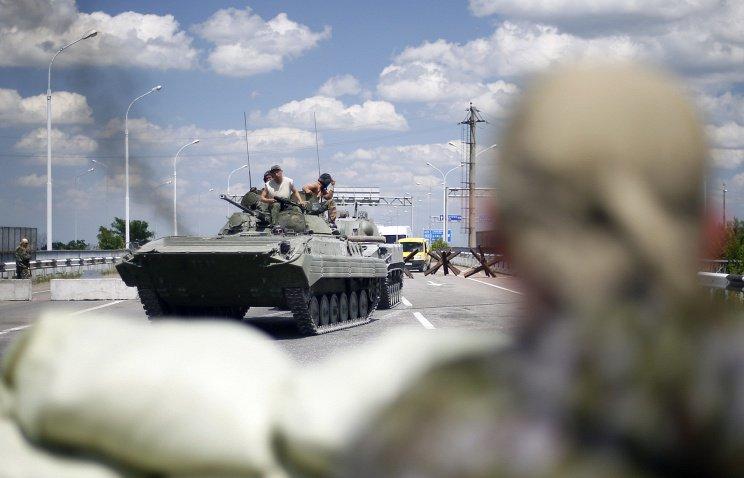 После военного перелома, в войне на Донбассе наступил перелом кадровый