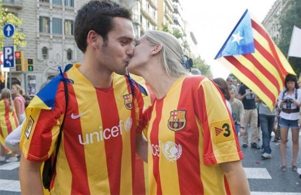 Каталония - вторая Новороссия?