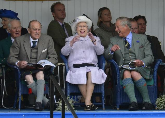 Королевская семья Великобритании в мировую верхушку входит