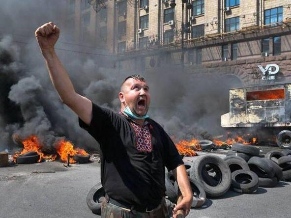 Украинский Зомбиленд: взгляд изнутри. Вторая часть