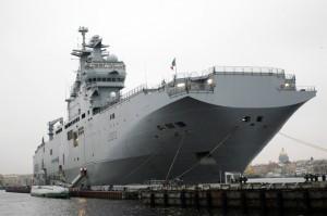 Франция впервые четко заявила, что «Мистраль» России не отдаст