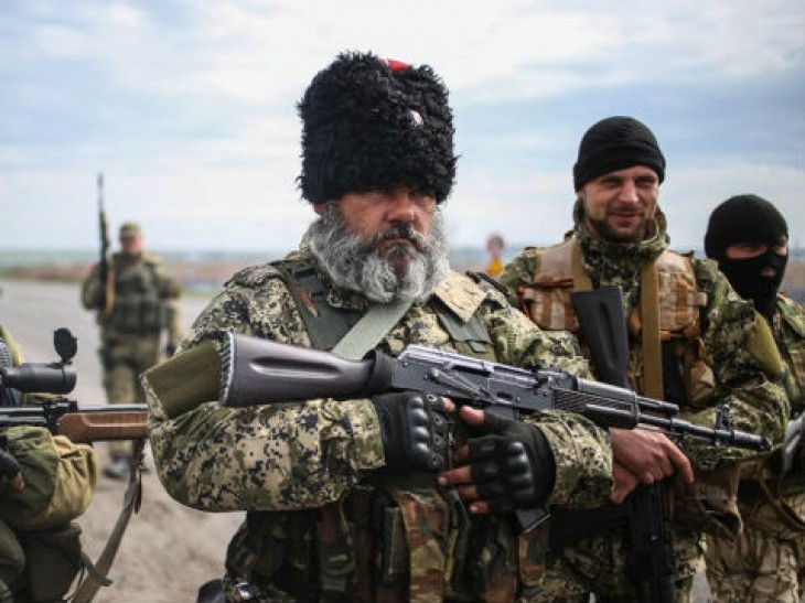 Коротко о важном в Новороссии