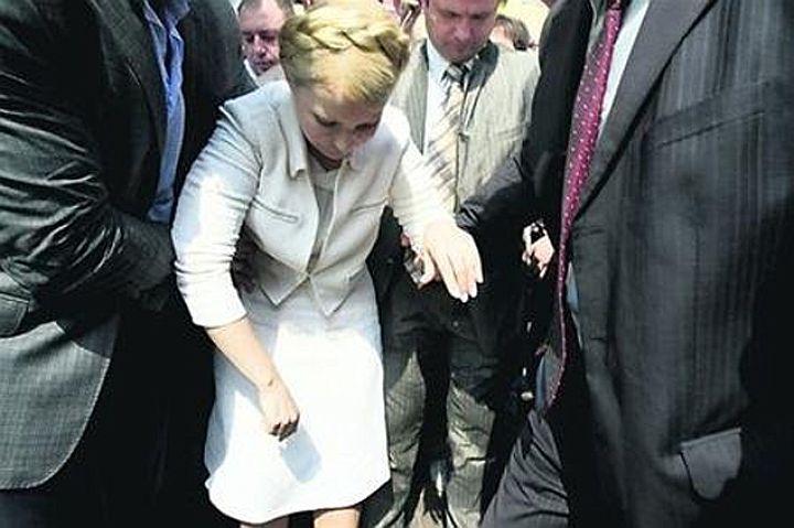тимошенко-идет