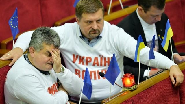 Украину в Европе никто не ждет