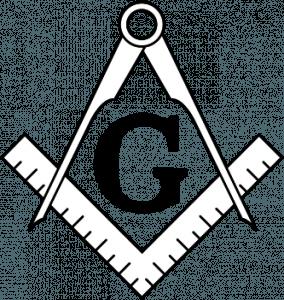 Циркуль и наугольник - самый узнаваемый символ масонства