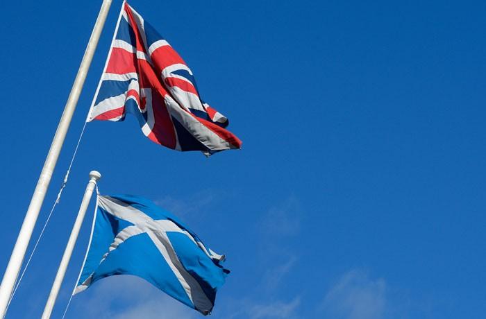 Шотландия остается Великобританией