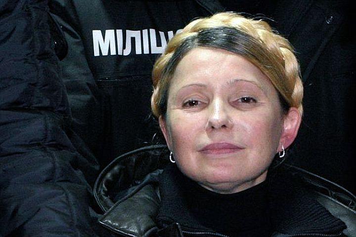 Юлия Тимошенко заразилась болезнью Виктора Ющенко