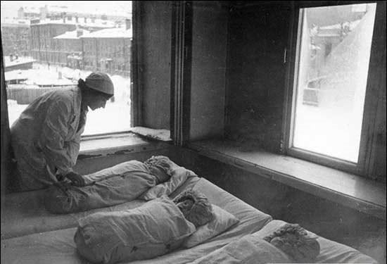 Рапорт акушерки из Освенцима