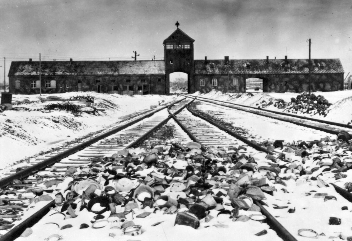 Станислава Лещинска польская акушерка, узница Освенцима