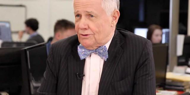 Джим Роджерс: режим свободного плавания рубля - правильный шаг