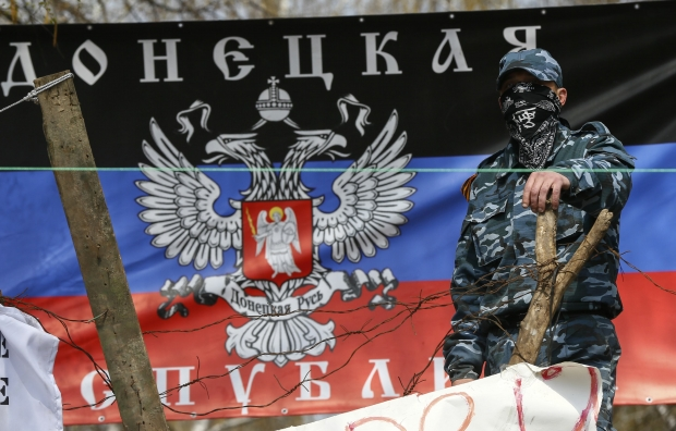 ДНР и ЛНР де-факто признаны
