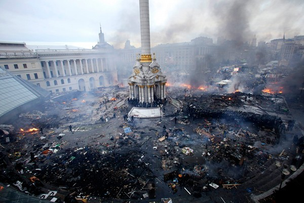 """Майдан моими глазами, или почему второй Майдан стал """"успешнее"""" первого"""