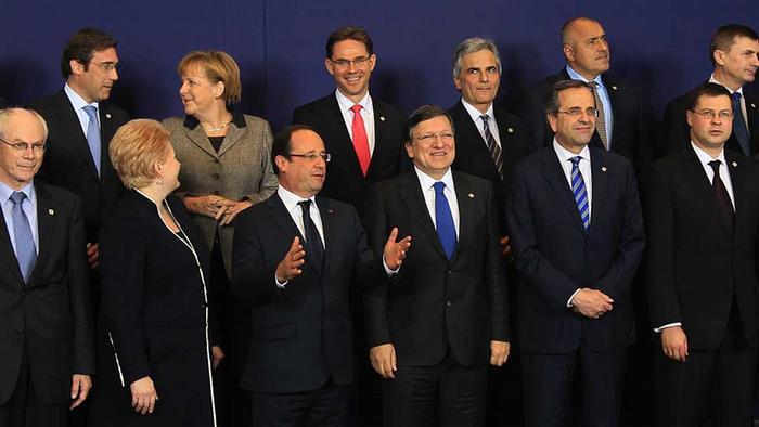 Граждане Европы перестают верить своим лидерам