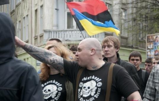 Есть ли фашизм во Львове
