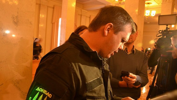 Турчинов открыл новую Раду с проклятий в адрес России