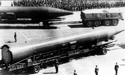 Лучшие ракеты Янгеля: от Р-12 до «Сатаны»