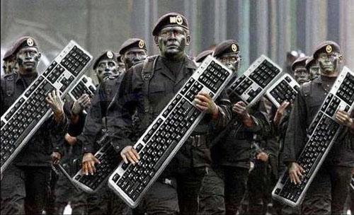 Роль кибервойск