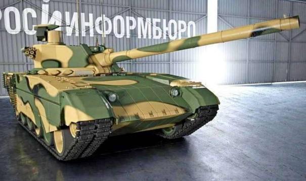 Армата против Леопарда: новый русский танк вне конкуренции