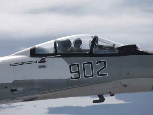 Су-35С: неземные возможности