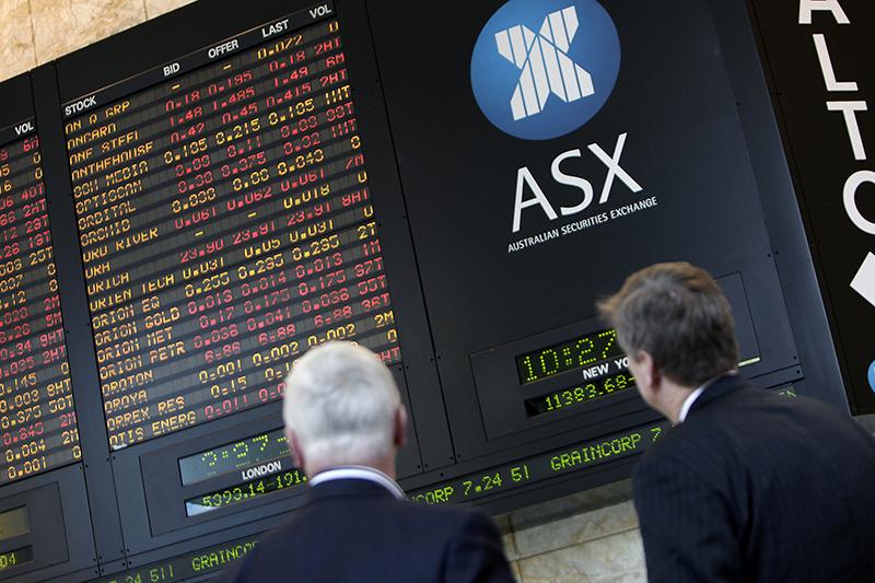 Снижение цены на нефть и угроза дефолта в США повлияли на рынки по всему миру. Мельбурн, 5 августа 2011 года.