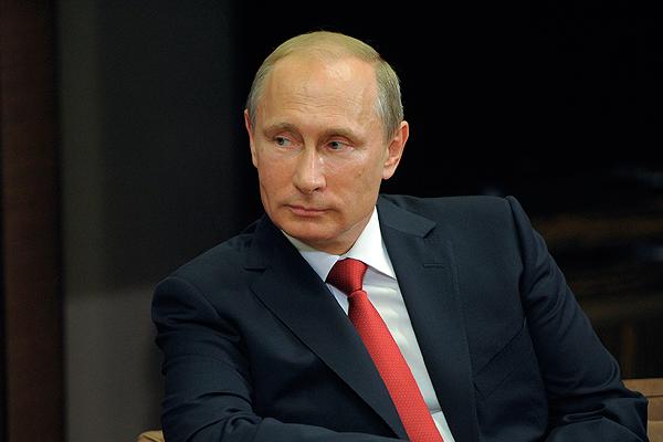 Владимир Путин возглавил рейтинг западных политиков по версии журнала Time