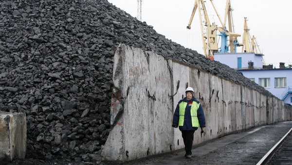 Киев готов покупать уголь в Донбассе