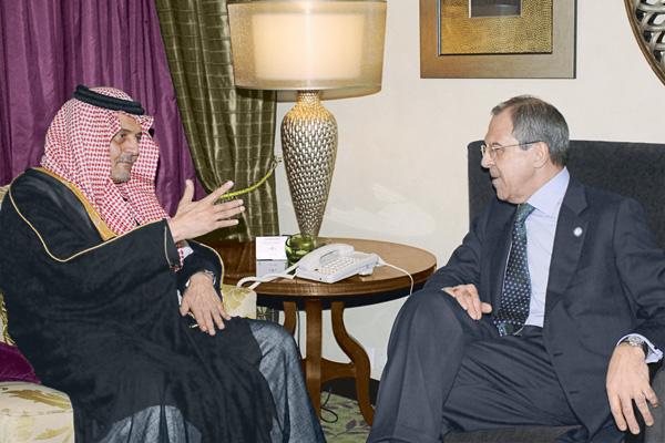 Россия и Саудовская Аравия: политика не должна влиять на нефтяной рынок
