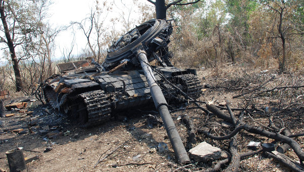 США устроят на Украине второй Афганистан