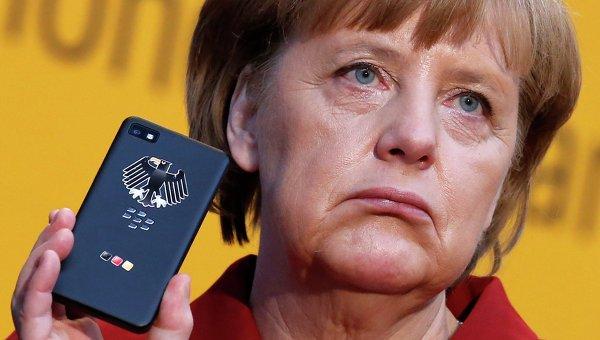 Германия снова признала, что США ее оккупировали
