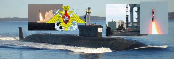 Россия развертывает группировку новейших ядерных субмарин в Арктике