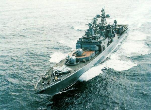 Российский флот направился в Атлантику