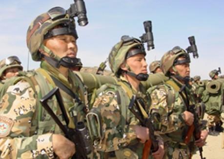 Мусульманский легион гарант стабильности в Средней Азии