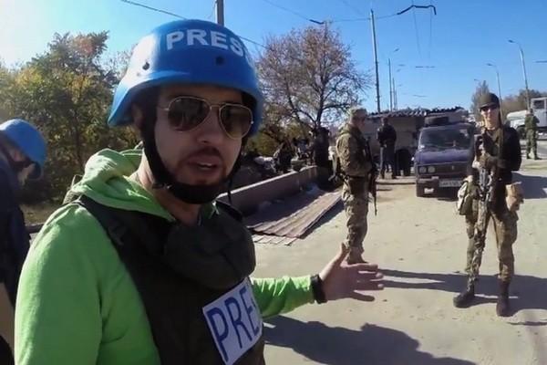 Ужасы Донбаса глазами журналиста США