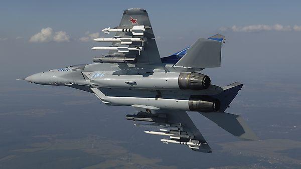 Су-35 скоро станет «Цзяном»