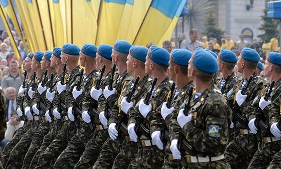 Развернут ли штыки ВС Украины