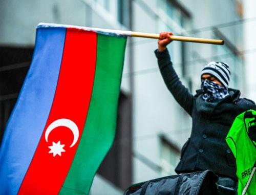 Азербайджан готов к майдану. Украинский сценарий не пройдет