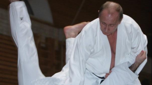 Президент Российской Федерации получил восьмой дан Кекусин-кан карате-до