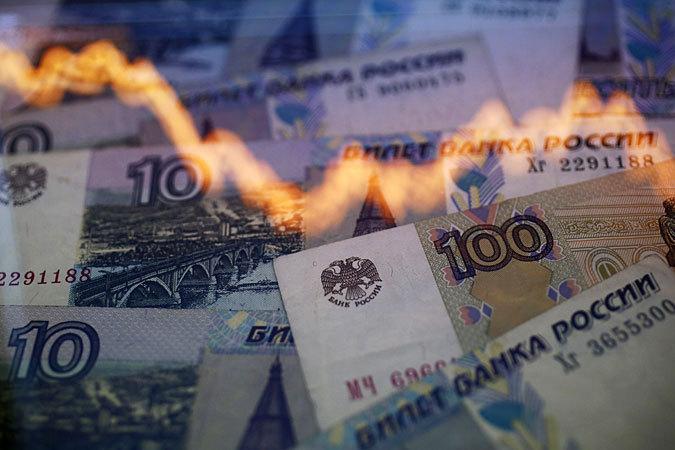 Падение рубля - это полностью вина Центробанка!