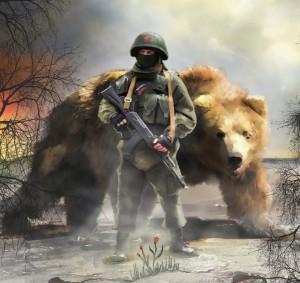 Здравствуйте! Я — русский оккупант