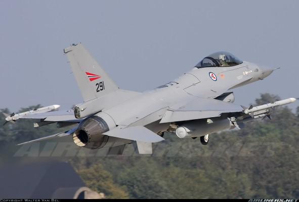 Норвегия: МиГ-31 опасно «подрезал» нашего пилота